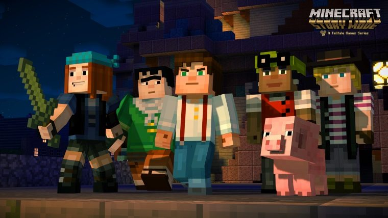 Minecraft-Story-Mode-Trailer