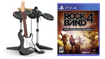 Rock Band 4 Guide: How to Connect all of your New Instruments on PS4