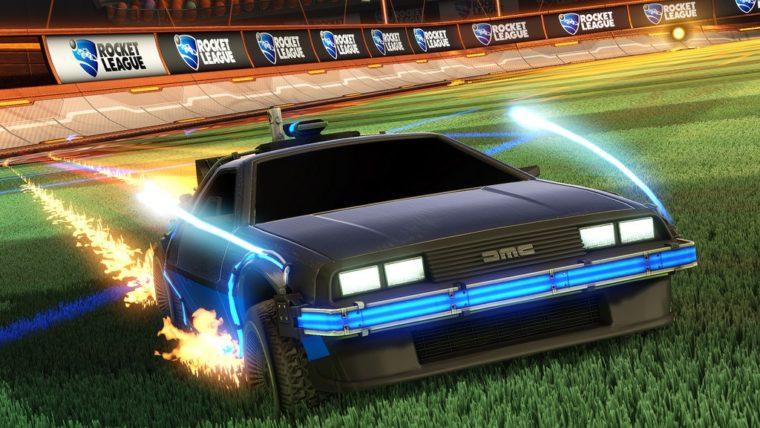 Rocket-League-Back-to-the-Future-DeLorean-DLC-760x428