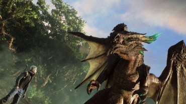 Xbox One Exclusive Scalebound Could Have Been A Wii Game With A Female Character