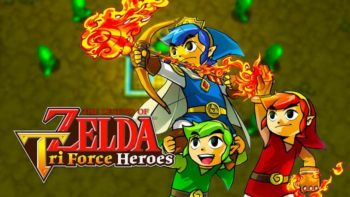 The Legend Of Zelda: Tri Force Heroes Hands-On Impressions