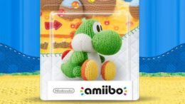 Green Yarn Yoshi Amiibo Gets Standalone Release Next Month
