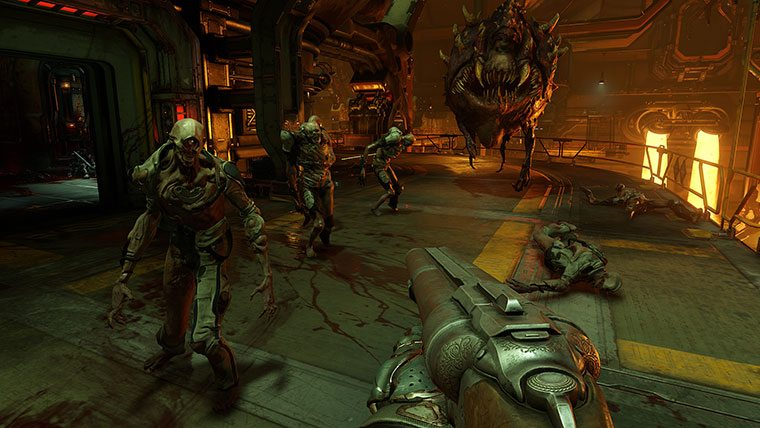doom-alpha-test