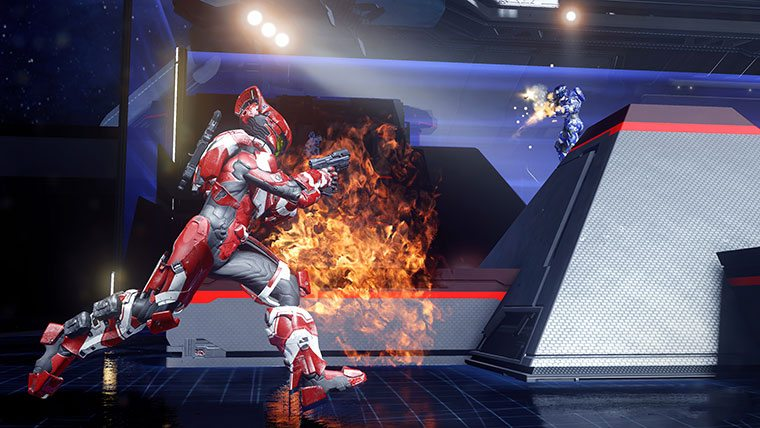 Halo 5: Guardians Tips For Arena Mode - Attack of the Fanboy