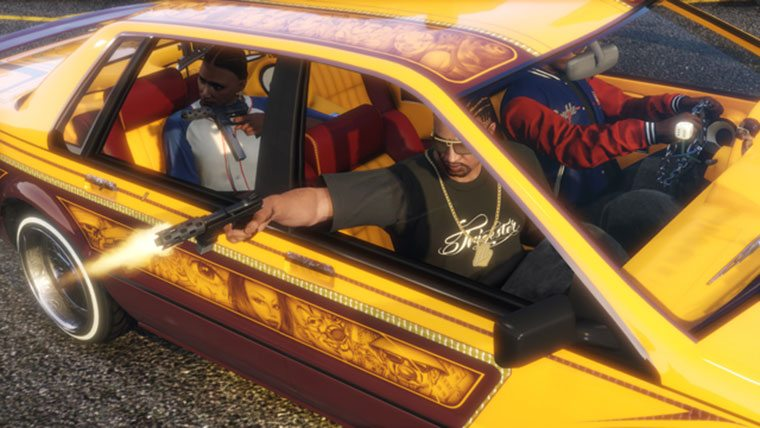 Rockstar Responds to GTA V Mods Open IV Shutdown - Attack of the Fanboy