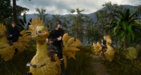 New Final Fantasy XV Videos Showcase Luminous Engine And Motion Capture