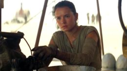 Star Wars Episode 8 Rey