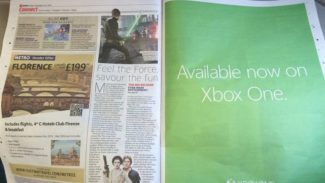 Microsoft UK Finds A Cheeky Way To Advertise Star Wars Battlefront On Xbox One
