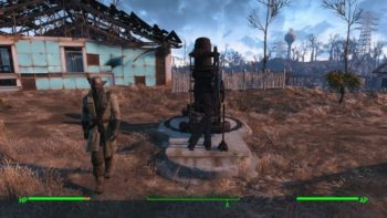 Fallout 4 Guide: How Far is the Artillery Range