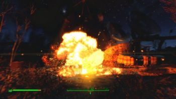 Fallout 4 Guide: How to Get More Artillery Smoke Grenades