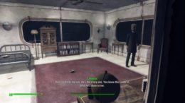 Fallout 4 Cabot House Kill or Free Lorenzo