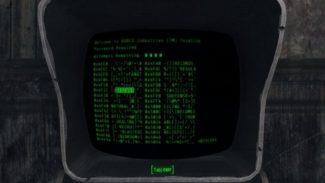 Fallout 4 Guide: How to Hack Computers