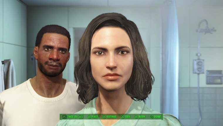 Fallout 4 How to Change Your Appearance