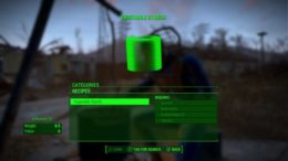 Fallout 4 How to Get Unlimited Adhesive