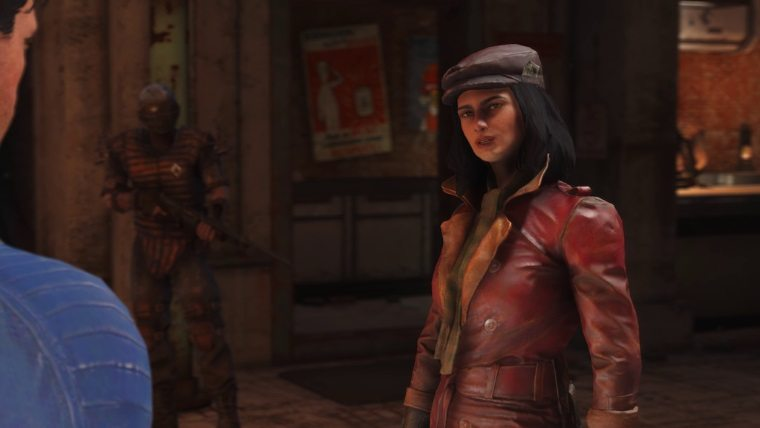 Fallout 4 How to Romance Piper Cait and Companions 2