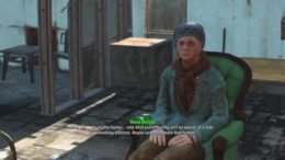 Fallout 4 How to build Mama Murphy's Chair