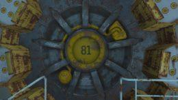 Fallout 4 Vault 81 Molerat Disease