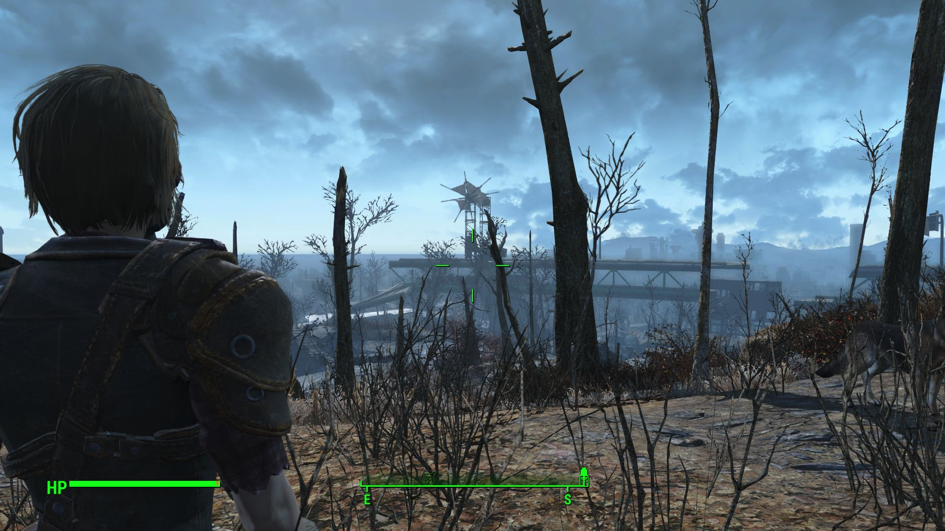 how to change graphics settings in fallout 4 pc