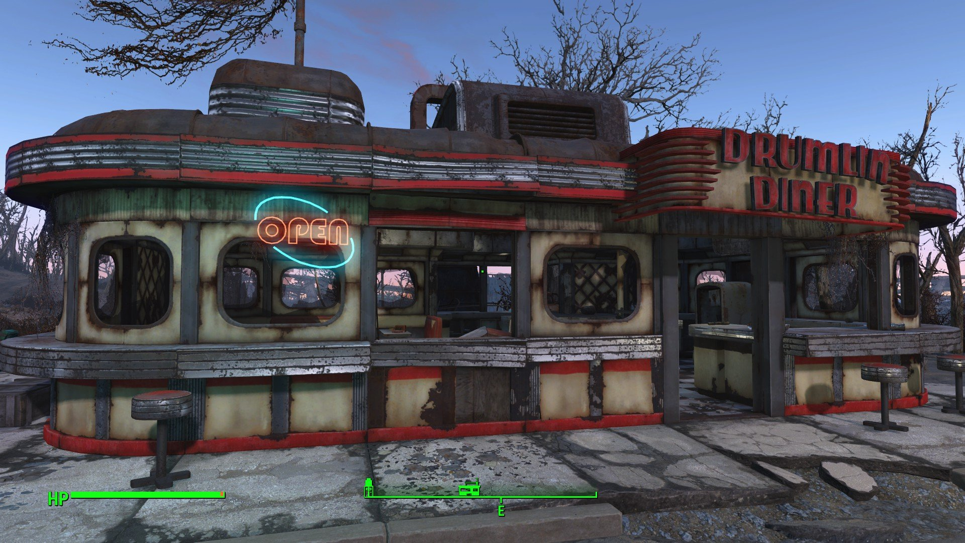Charming Scrap Yard Home Decorating Guide Fallout 4 Wallpaper