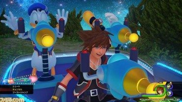 Kingdom Hearts 3 Page On Xbox Website Removed