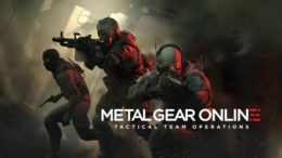 Metal Gear Metal Gear Online Metal Gear Solid V MGS MGS V PC GAMES Image