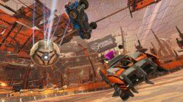 Rocket League Chaos Run DLC Expansion