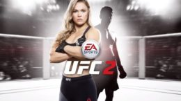UFC 2 Ronda Rousey cover
