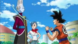 Dragon Ball Super Episode 17 Review: Pan Is Born Plus Goku Goes To Train With Whis