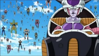 Dragon Ball Super Episode 21 Review: Frieza Army Attacks