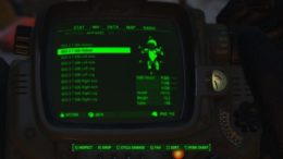 fallout 4 overencumbered