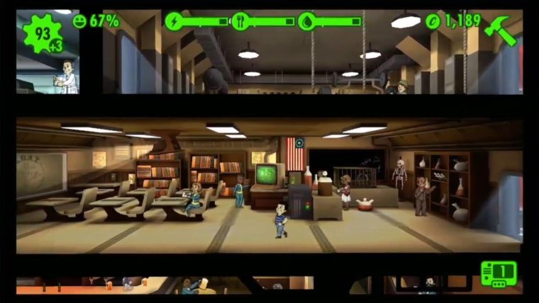 Fallout Shelter Thanksgiving Update Available Now On iOS ...
