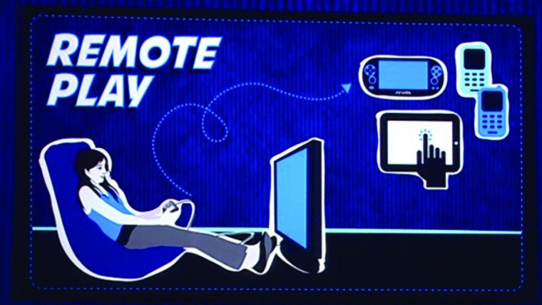 how to remote play ps4