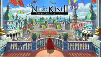 Ni No Kuni II: Revenant Kingdom Revealed at Playstation Experience 2015