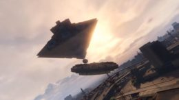 GTA 5 Star Wars