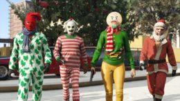 GTA Online Holiday DLC