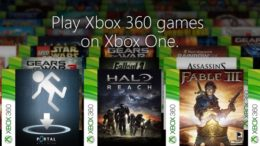 New Xbox One Backwards Compatible Games