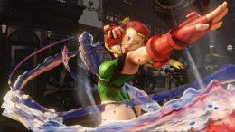 Street Fighter V Third beta