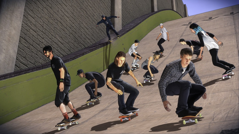 Tony Hawk's Pro Skater 5 last-gen release date
