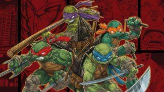 First Teenage Mutant Ninja Turtles: Mutants In Manhattan Artwork Surfaces