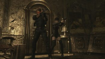 New Footage From Resident Evil 0's Wesker Mode Revealed