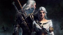 Witcher GameStop Game of the Year