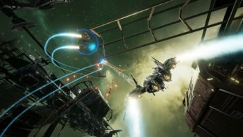 Hands-on Preview — This is EVE: Valkyrie