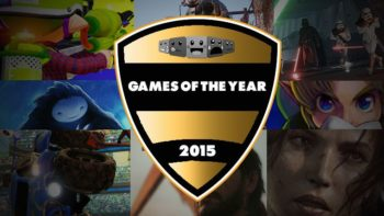 Games of the Year 2015