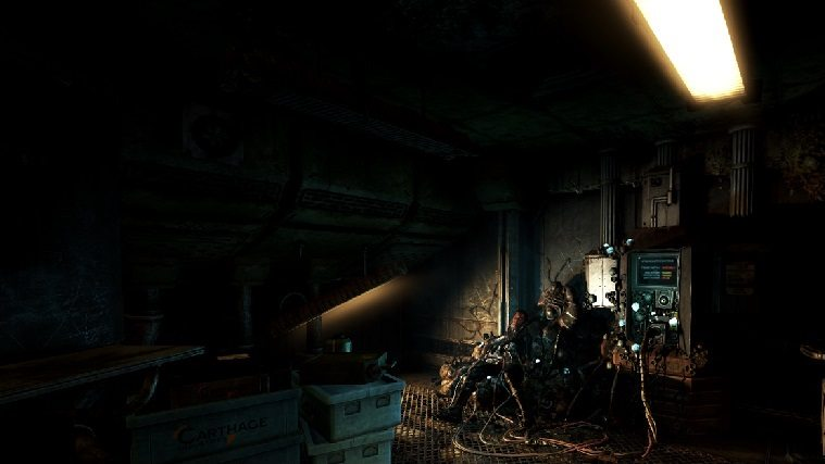 soma Outlast frictional games