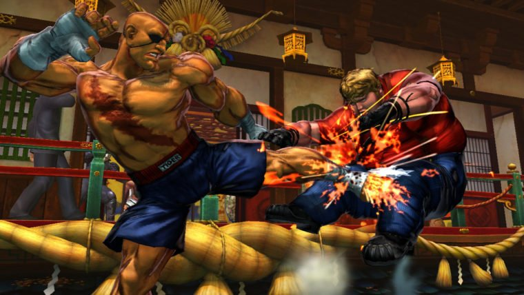 Why Sagat And Blanka Aren't In Street Fighter 5 Yet - Attack of the