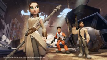 Disney Infinity 3.0's Star Wars 7: The Force Awakens Playset Is Short; Missing Major Plot Points