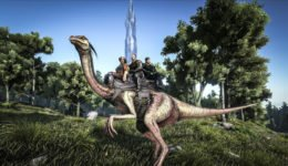 ARK: Survival Evolved Gallimimus