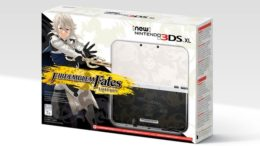 Fire Emblem Fates Themed New 3DS XL System Has Been Announced