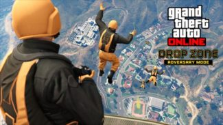 GTA Online Update Adds New Drop Zone Mode and Two Upgradeable Cars
