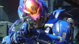 Halo 5 Infinity's Armor Update